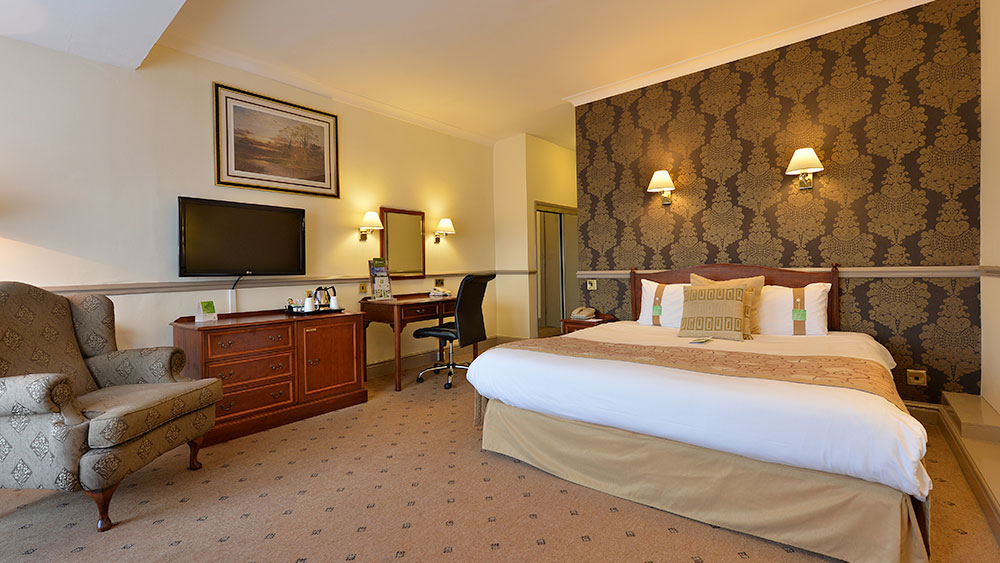 Executive Rooms | Holiday Inn Royal Victoria