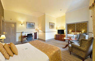 Hotel Rooms Sheffield | Holiday Inn Royal Victoria Sheffield